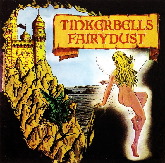 Tinkerbells Fairydust - Tinkerbells Fairydust 2009 (UK, Psychedelic Pop)