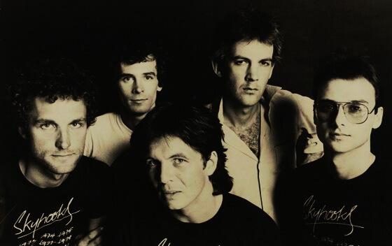 Skyhooks - Hot For The Orient 1980 (Australia, Glam/Pub Rock)