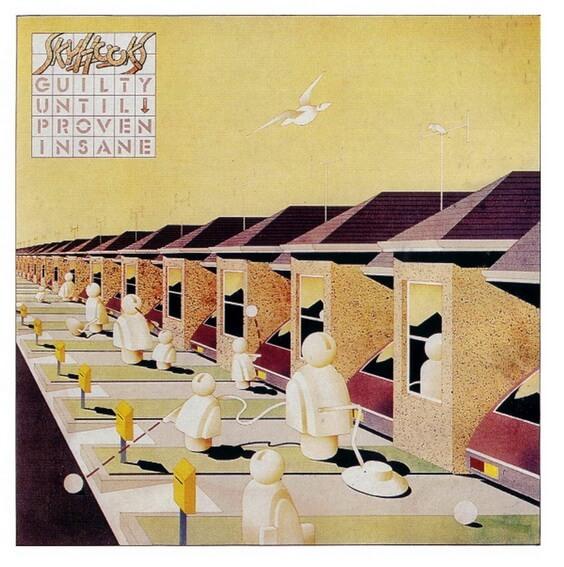 Skyhooks - Guilty Until Proven Insane 1978 (Australia, Glam/Pop Rock)
