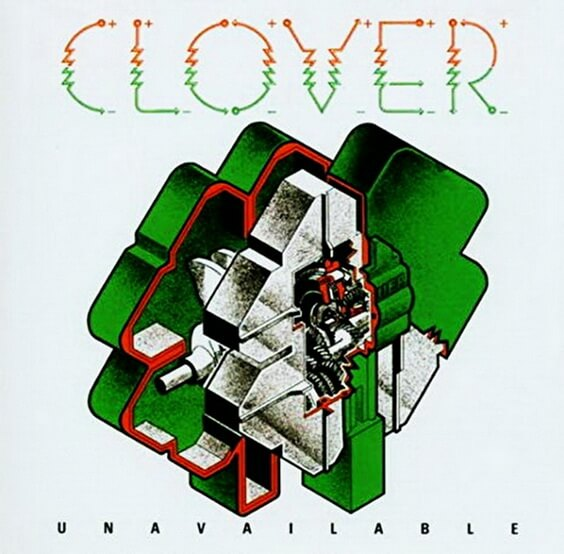 Clover - Unavailable 1977 (USA, Country Rock)