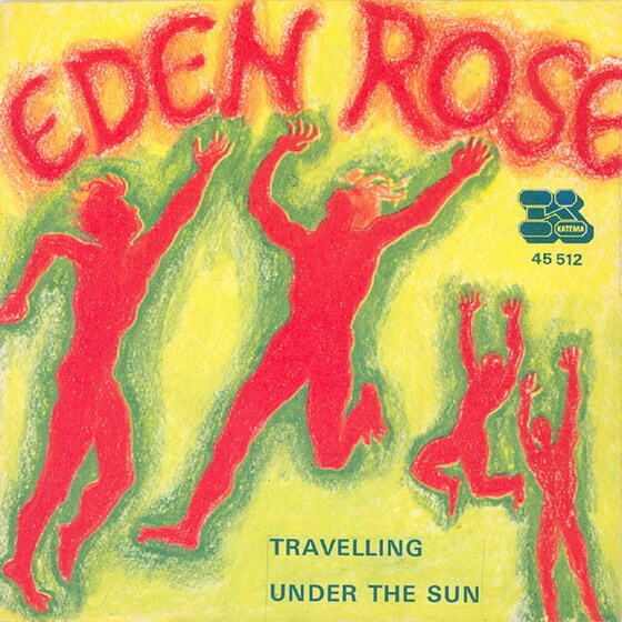 Eden Rose - On The Way To Eden 1970 (France, Progressive Rock)