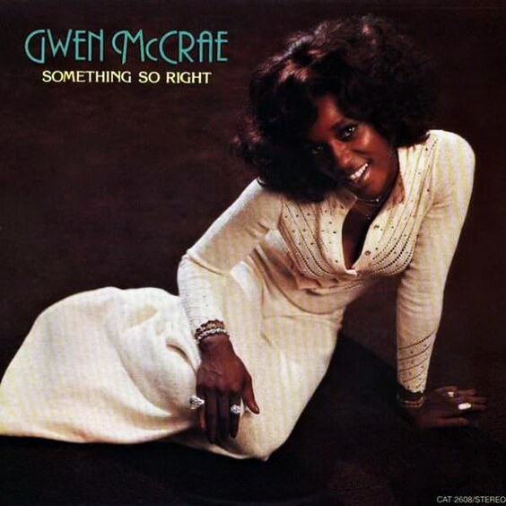 Gwen McCrae – Something So Right 1976 (USA, Soul/Funk)