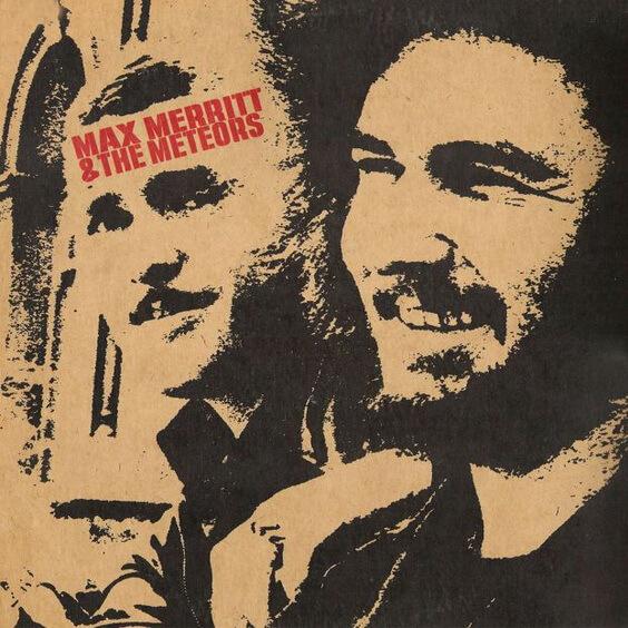 Max Merritt And The Meteors - Max Merritt And The Meteors 1970 (New Zealand/Australia, Rhythm & Blues/Soul)