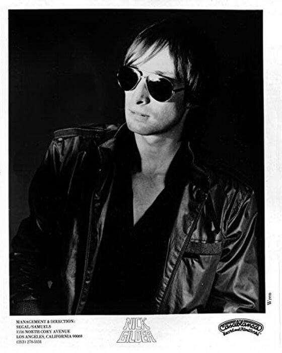Nick Gilder – Rock America 1980 (Canada, Power Pop/New Wave)