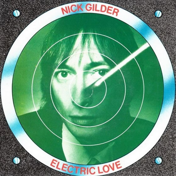 Nick Gilder - Frequency 1979 (Canada, Power Pop/New Wave)