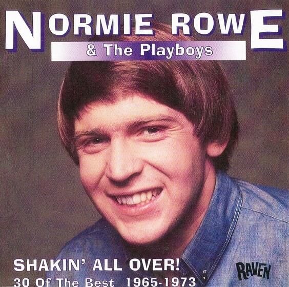 Normie Rowe & The Playboys - Shakin' All Over (30 Of The Best 1965-1973) [1998] (Australia, Beat/Rock & Roll)
