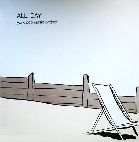 All Day - York Pop Music Project 1973 (UK, Progressive Folk)