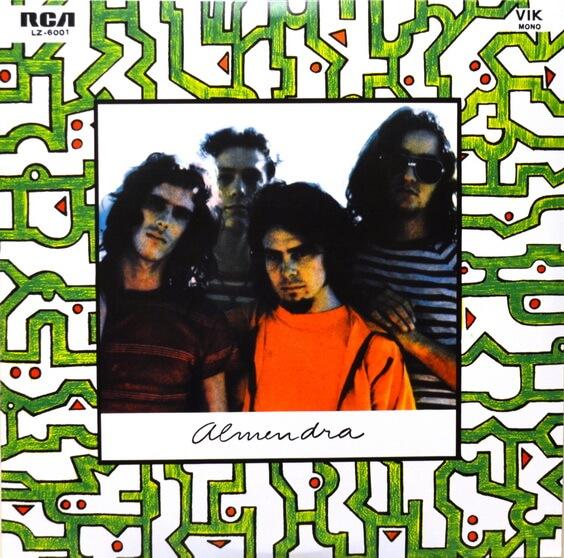 Almendra - Almendra II 1970 (Argentina, Psychedelic/Blues Rock)
