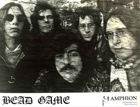Bead Game - Baptism 2014 (USA, Psychedelic Rock/Proto-Prog)