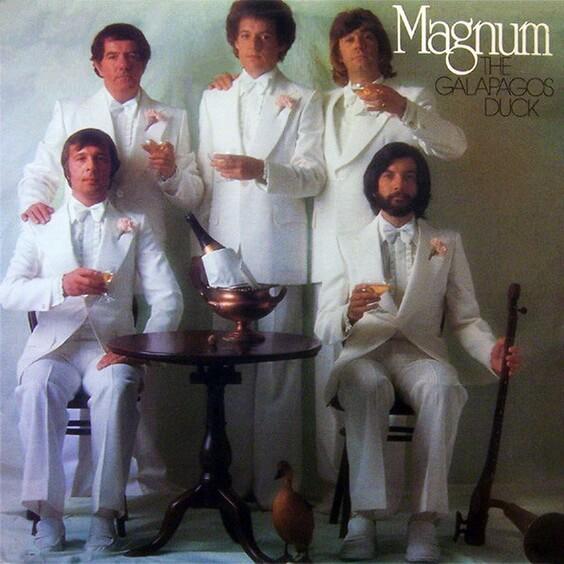 Galapagos Duck – Magnum 1977 (Australia, Jazz/Fusion)