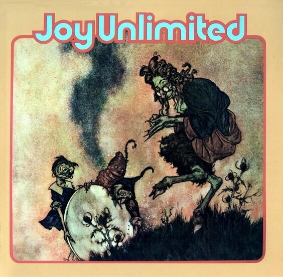 Joy Unlimited - Joy Unlimited 1970 (Germany, Blues/Pop Rock)