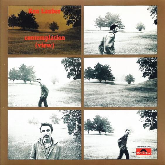 Ken Lauber – Contemplation (View) 1970 (USA, Folk Rock