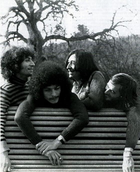 Ophiucus - Ophiucus 1971 (France, Progressive/Folk Rock)