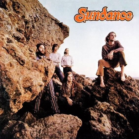 Sundance - Sundance 1971 (USA, Psychedelic Rock)