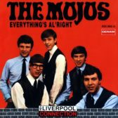 The Mojos ‎– Everything's Al'right 1994 (UK, Beat/Mod)