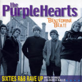 The Purple Hearts - Benzedrine Beat! 2005 (Australia, Beat/Garage Rock/Rhythm & Blues)