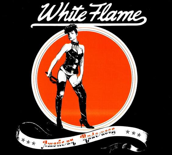 White Flame - American Rudeness 1978 (USA, Punk Rock)