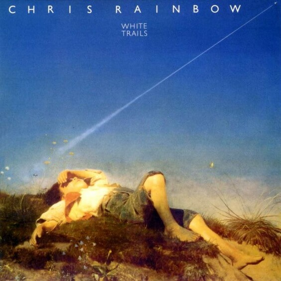 Chris Rainbow - White Trails 1979 (UK, Pop Rock)
