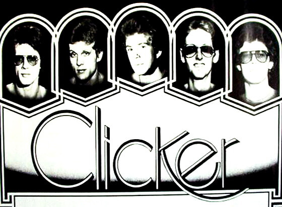 Clicker - Clicker 1973 (USA, Progressive/Pop Rock)