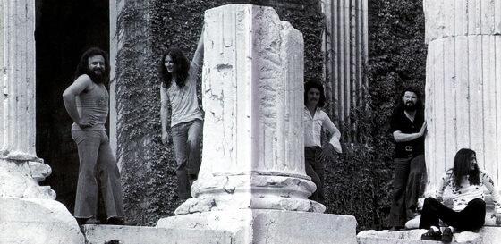 Dalton - Argitari 1975 (Italy, Progressive Rock)