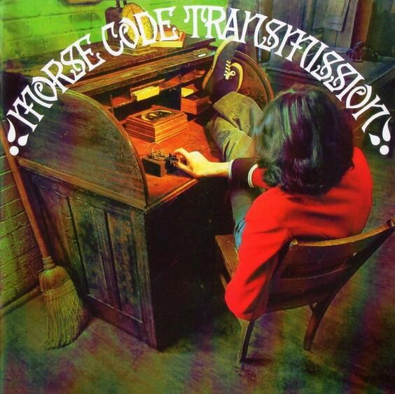 Morse Code Transmission - Morse Code Transmission 1971 (Canada, Psychedelic/Progressive Rock)