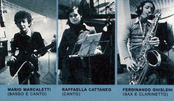 Paciana Story - Opera Pop 1975 (Italy, Folk/Pop Rock)