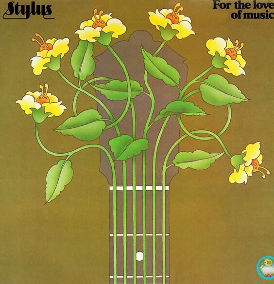 Stylus - For The Love Of Music 1976 (Australia, Funk/Soul)