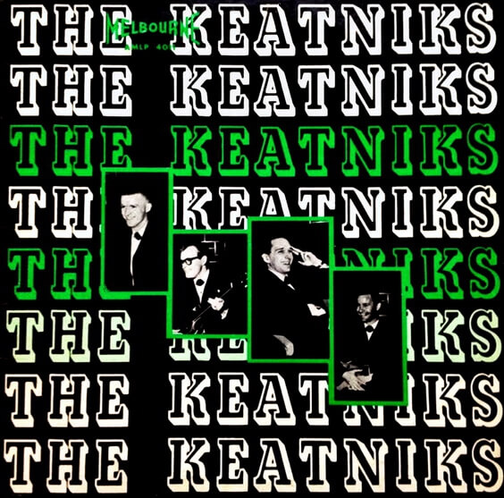 The Keatniks - The Keatniks 1965 (Canada, Beat/Rock & Roll)