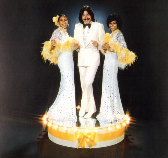 Tony Orlando & Dawn - The Definitive Collection 1998 (USA, Pop/Bubblegum)