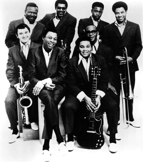 The Watts 103rd Street Rhythm Band - Hot Heat And Sweet Groove 1967 (USA, Rhythm & Blues/Funk/Soul)
