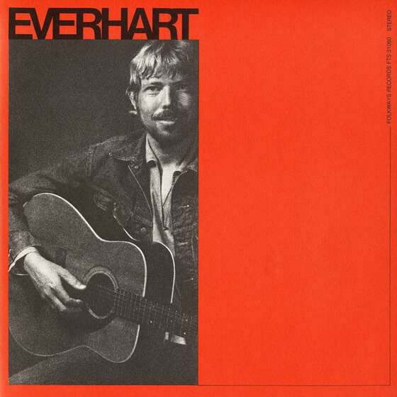Bob Everhart - Everhart Volume One 1977 (USA, Folk/Country Rock)