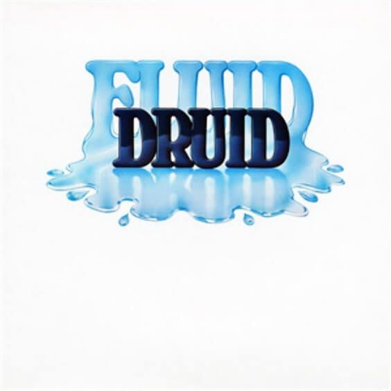 Druid - Fluid Druid 1976 (UK, Symphonic Progressive Rock)