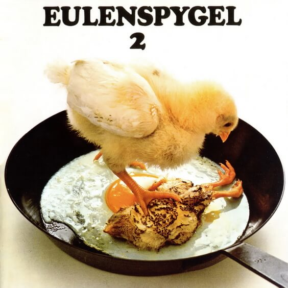 Eulenspygel - Eulenspygel 2 [1971] (Germany, Krautrock/Progressive Rock)