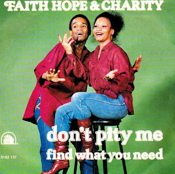 Faith, Hope & Charity - Faith, Hope & Charity 1978 (USA, Soul/Disco)