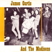 James Curtis And The Madisons - Singles 1962 (Belgium, Beat/Surf/Rock & Roll)