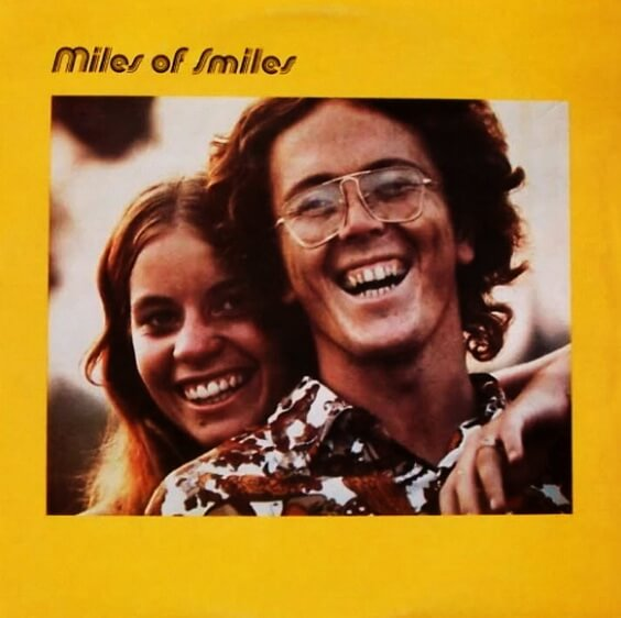 Miles Of Smiles - Miles Of Smiles 1976 (USA, Christian/Psychedelic/Folk Rock)