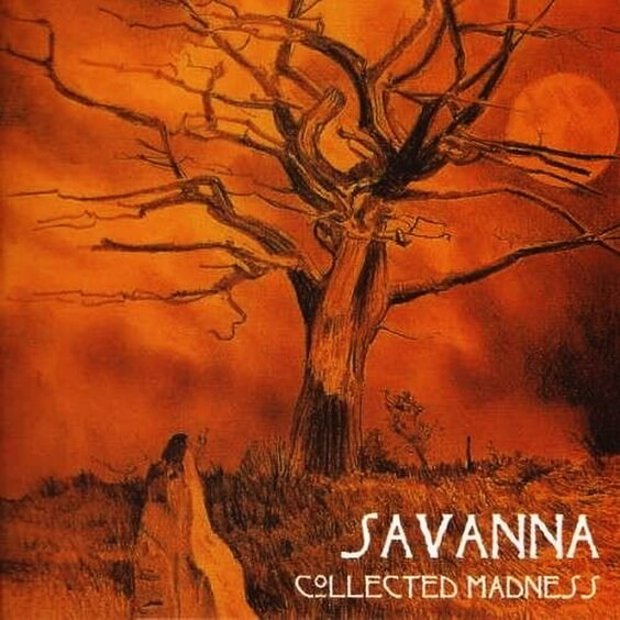 Savanna - Collected Madness 1973 (UK, Psychedelic/Folk Rock)