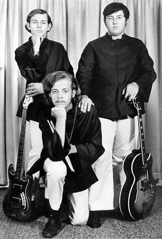 Tobias Wood Henderson - Blue Stone 1969 (USA, Blues/Funk/Country Rock)