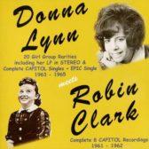 Donna Lynn & Robin Clark - Donna Lynn Meets Robin Clark 2009 (Canada/USA, Pop)