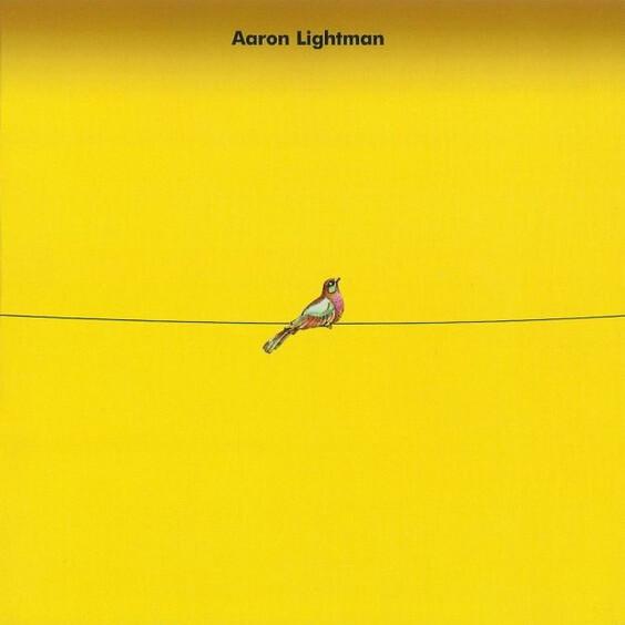 Aaron Lightman - Aaron Lightman 1970 (USA, Psychedelic/Pop Rock)