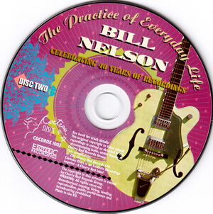 Bill Nelson - The Practice Of Everyday Life: Celebrating 40 Years Of Recordings 2011 (UK, Pop/Progressive Rock/Ambient/New Wave/Experimental/Glam Rock)