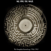M.I. Five / The Maze - The Complete Recordings 1966-1967 (UK, Psychedelic/Pop Rock)