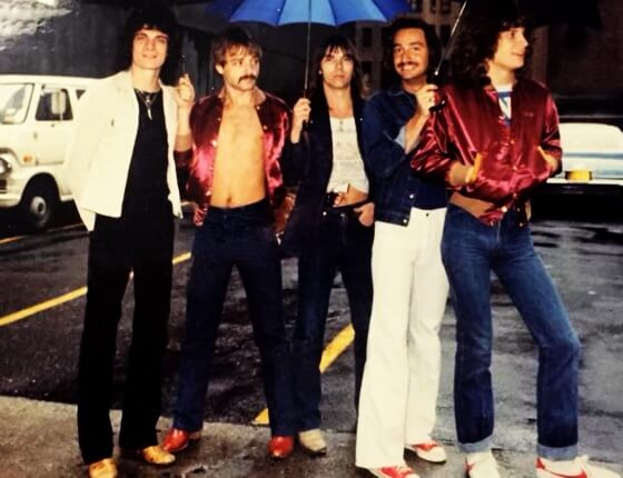 Rex - Where Do We Go From Here? 1977 (USA, Hard Rock/AOR)