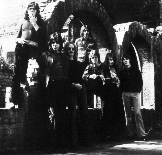 The Alan Bown - The Alan Bown! 1969 (UK, Psychedelic/Jazz Rock)