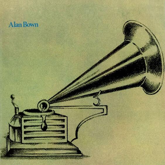 Alan Bown - Listen 1970 (UK, Progressive/Jazz Rock)