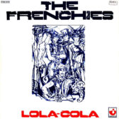 The Frenchies ‎– Lola-Cola 1974 (France, Glam/Hard Rock)