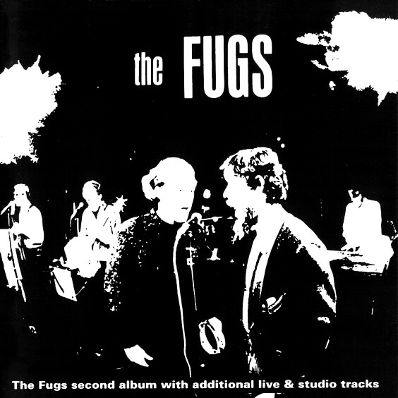 The Fugs ‎– The Fugs Second Album 1966 (USA, Garage/Psychedelic Rock/Proto-Punk)