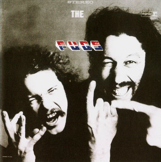 The Fugs – Tenderness Junction 1967 (USA, Psychedelic Rock)