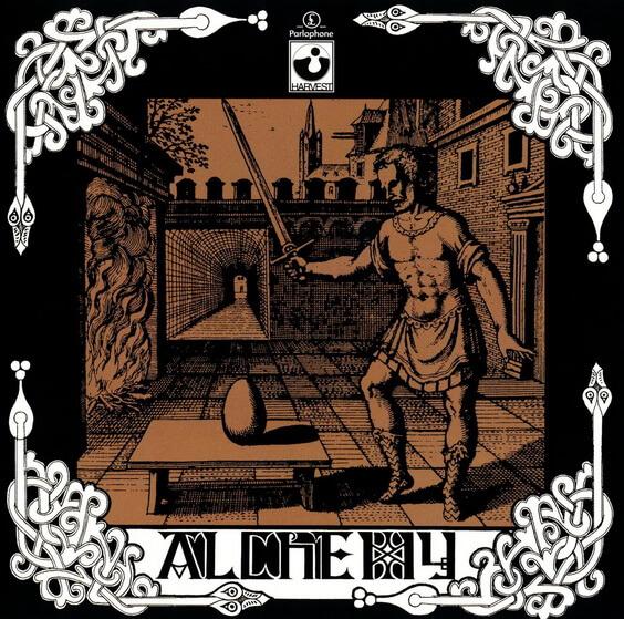 Third Ear Band - Alchemy 1969 (UK, Alternative/Folk/World)