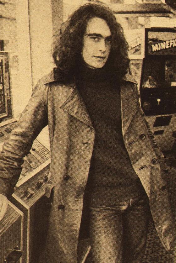 Barry Dransfield - Barry Dransfield 1972 (UK, British Folk)
